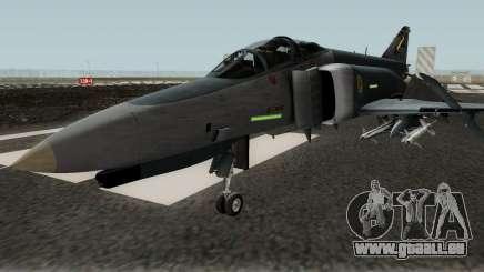 McDonnell Douglas F-4E Phantom II pour GTA San Andreas