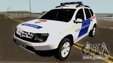 Dacia Duster Rendorseg 2017 für GTA San Andreas