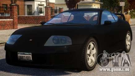 Dinka Jester Classic für GTA 4