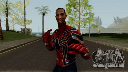 CJ Spiderman pour GTA San Andreas
