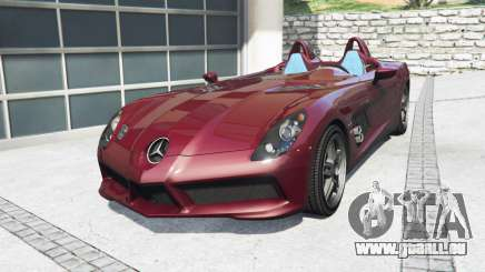Mercedes-Benz SLR McLaren (Z199) 2009 [add-on] für GTA 5