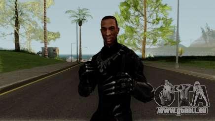 CJ Pantera Negra pour GTA San Andreas