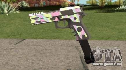 GTA Online Gunrunning Pistol MK.II für GTA San Andreas