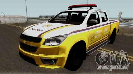 Chevrolet S-10 CRBM pour GTA San Andreas