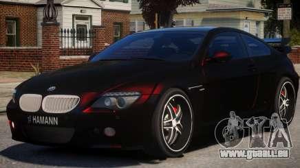 BMW 6 Drift für GTA 4