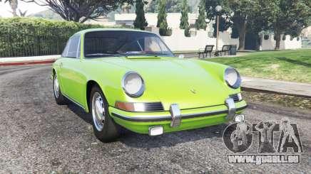 Porsche 911 (901) 1964 [replace] pour GTA 5
