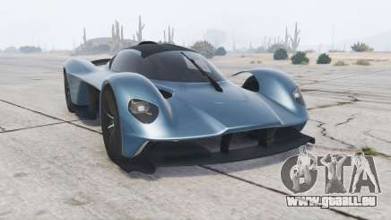 Aston Martin Valkyrie prototype 2017 [add-on] für GTA 5