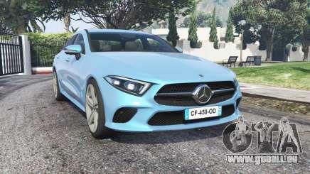 Mercedes-Benz CLS 450 (C257) 2018 [replace] pour GTA 5