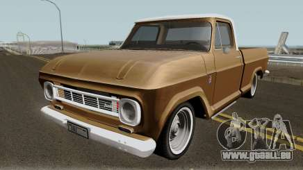 Chevrolet C-10 1974 IVF pour GTA San Andreas