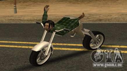 Ghetto Shaitan-Arba pour GTA San Andreas