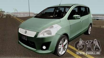 Suzuki Ertiga pour GTA San Andreas