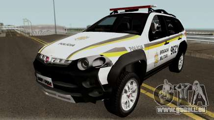 Fiat Palio Weekend 2013 PATAMO pour GTA San Andreas