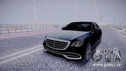 Mercedes-Benz S560 Maybach pour GTA San Andreas