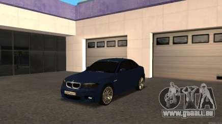 BMW M1 Stock für GTA San Andreas