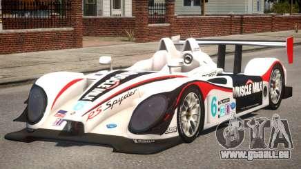 Porsche RS Spyder PJ4 pour GTA 4