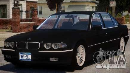 1998 BMW 750 E38 V1.1 pour GTA 4