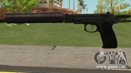 CZ-75 Pistols pour GTA San Andreas
