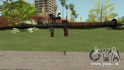 RPG-7 HQ für GTA San Andreas