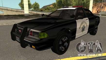 Vapid Stainer SAHP Police GTA V für GTA San Andreas
