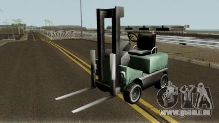 New Forklift pour GTA San Andreas