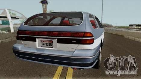 Ford Taurus Wagon 2003 für GTA San Andreas rechten Ansicht
