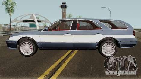 Ford Taurus Wagon 2003 für GTA San Andreas linke Ansicht