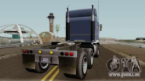 Jobuilt Hauler & Terminator 2 GTA V IVF für GTA San Andreas