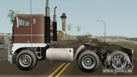 Jobuilt Hauler & Terminator 2 GTA V für GTA San Andreas linke Ansicht