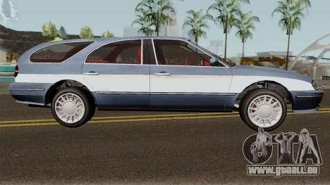 Ford Taurus Wagon 2003 für GTA San Andreas Rückansicht