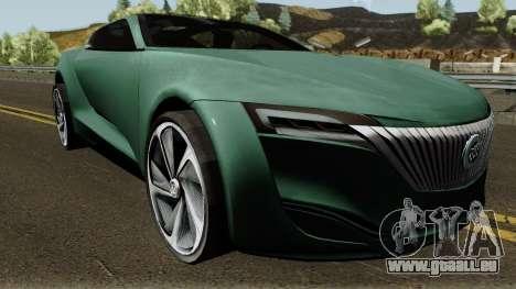 Buick Riviera Concept 2013 pour GTA San Andreas