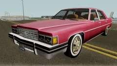 Cadillac Fleetwood Normal 1985 v1 pour GTA San Andreas