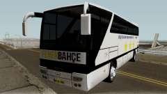 Mercedes-Benz Fenerbahce Takim Otobusu für GTA San Andreas