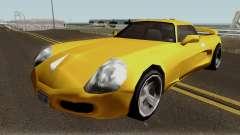 New Super GT pour GTA San Andreas