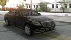 Mercedes-Benz W222 S650 Maybach pour GTA San Andreas