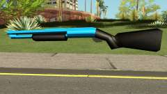 Chromegun Blue pour GTA San Andreas