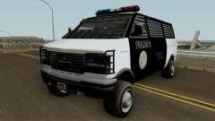 Police Transport Burrito GTA 5