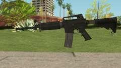 M4A1 Escape From Tarkov pour GTA San Andreas