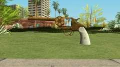 Double Action Revolver GTA 5 pour GTA San Andreas