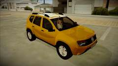 Renault Duster Stock für GTA San Andreas