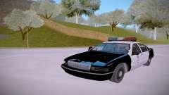 Chevrolet Caprice 1992 Police LQ