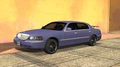 Licoln Town Car L Signature pour GTA San Andreas