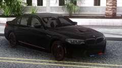 BMW M5 F90 Black pour GTA San Andreas