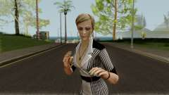 Tracy from Batman Arkham City pour GTA San Andreas