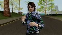 GTA Online Skin Male DLC After Hours pour GTA San Andreas