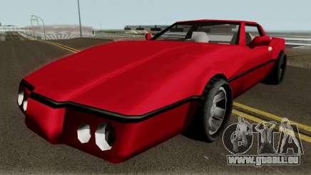 New Banshee IVF für GTA San Andreas