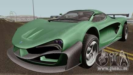 Grotti Turismo RX GTA V für GTA San Andreas