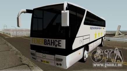 Mercedes-Benz Fenerbahce Takim Otobusu pour GTA San Andreas