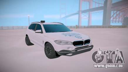 BMW X5M Off-road für GTA San Andreas