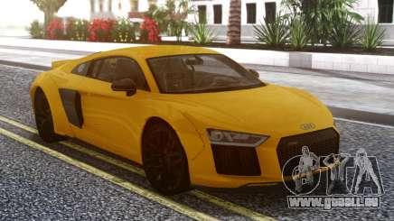 Audi R8 Coupe pour GTA San Andreas