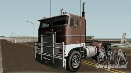 Jobuilt Hauler & Terminator 2 GTA V für GTA San Andreas